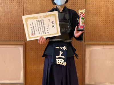日本剣道少年団研修会書道展